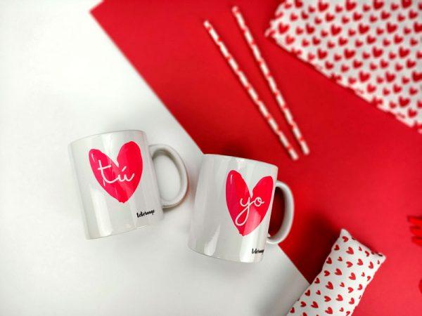 tazas corazon tete rouge
